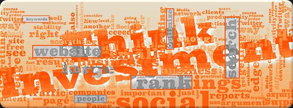 Online Marketing Investment